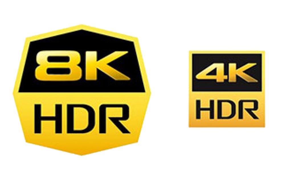 ۸K/HDR جدید کمپانی سونی
