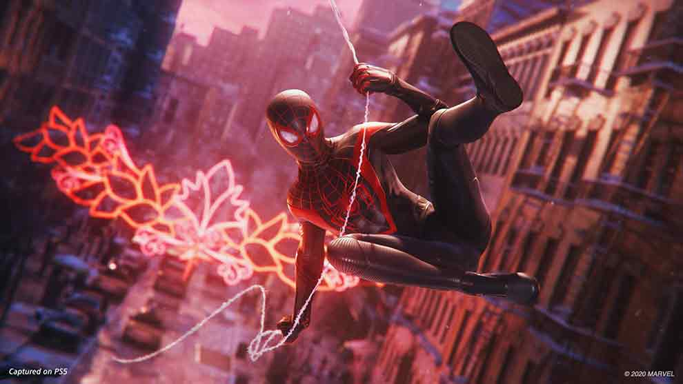 مرد عنکبوتی خارق العاده:مایلز مورالس